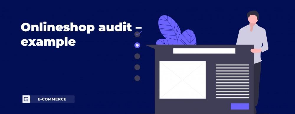 onlineshop audit